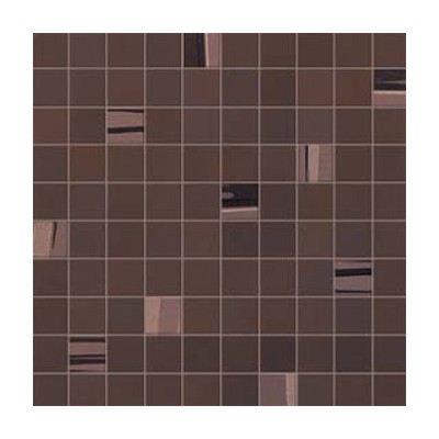 8Xs2 INTENSITY COCOA MOSAIC SQUARE